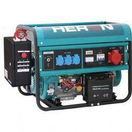 Benzinm. áramfejlesztő +...